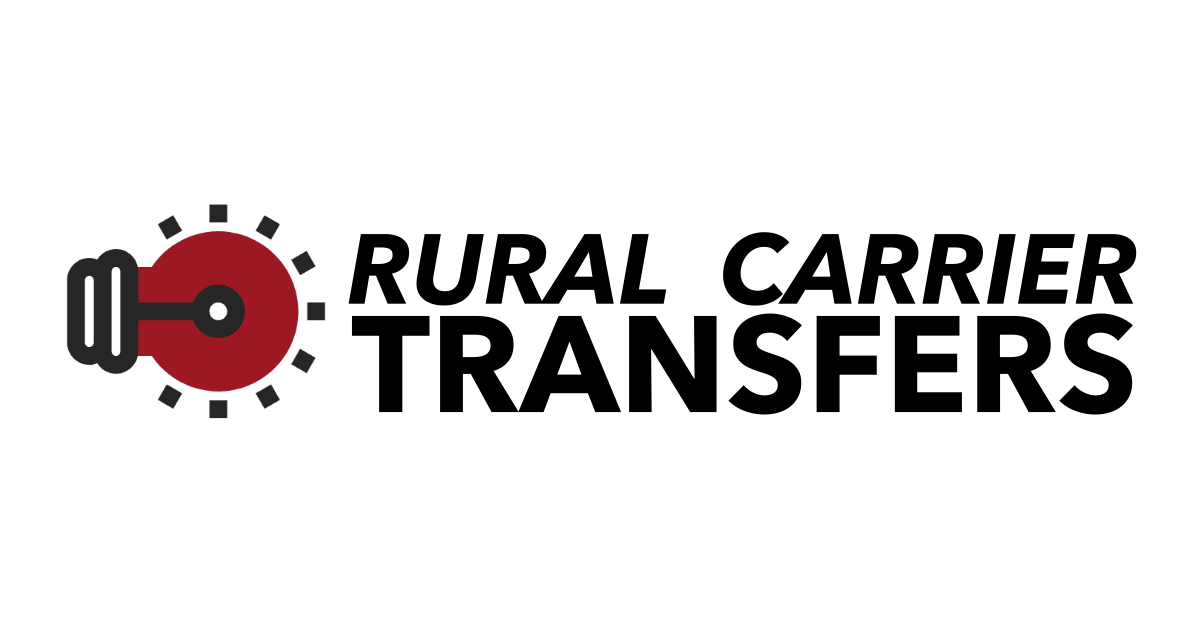 Transfer Guidelines – Rural Carrier Transfers